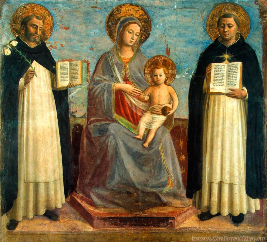 the life and works of thomas aquinas from italy